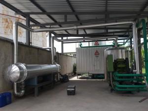 หุ้มท่อ และถัง ของระบบระบายความร้อน(Cooling)