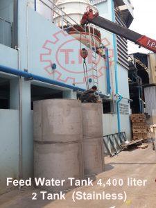 ^_^ #ถังน้ำป้อน #สแตนเลส #Feed #water #tank #stainless #บอยเลอร์ #Boiler #thboiler #ฮอทออยล์ #Hotoil #เทอร์โมออยล์ #Thermo_oil www.thai-thboiler.com