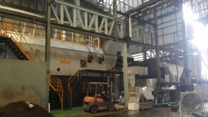บอยเลอร์เชื้อเพลิงถ่านหิน Coal Fuel